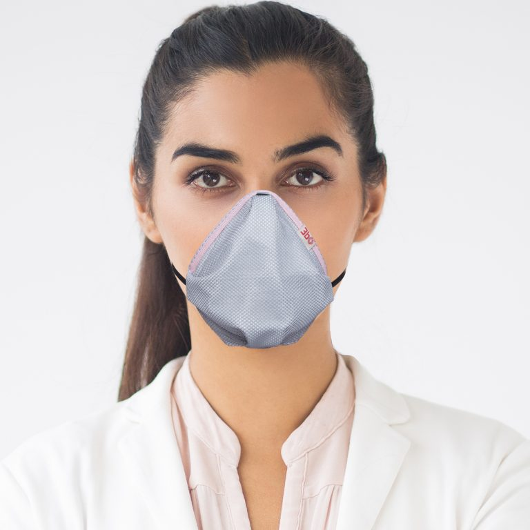 3bO –  India's first Face mask that provides triboelectric antiviral and antibacterial protection