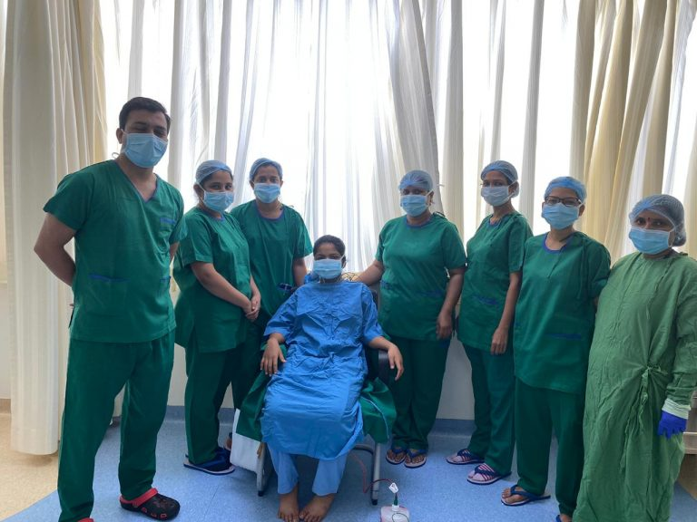 Maharashtra's First Auxiliary Liver Transplant In A Child Successful