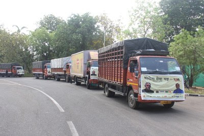 Gujarat CM Vijay Rupani and Governor Acharya Devvrat empower Corona Warriors