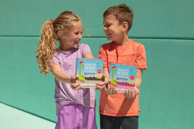 Raising The Nutritional Bar for Kids